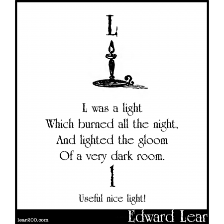L was a light