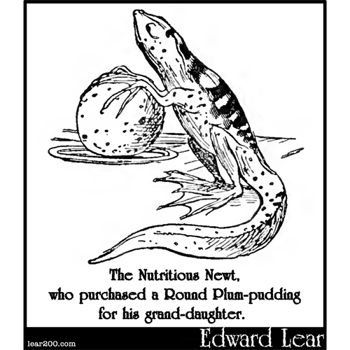 The Nutritious Newt