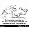 The Comfortable Confidential Cow