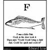 F was a little Fish