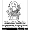 There was an Old Man of Cape Horn