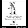 M was a man